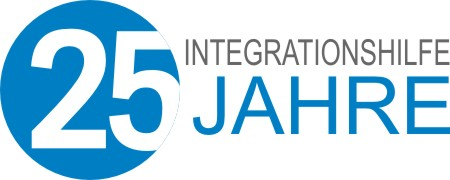 Logo 25 Jahre Integrationshilfe Klaus Neuffer